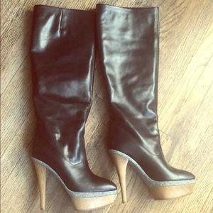 Marni high heels boots